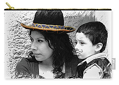 Cuenca Kids 912 Carry-all Pouch by Al Bourassa