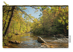 Cullasaja River Nc Carry-all Pouch