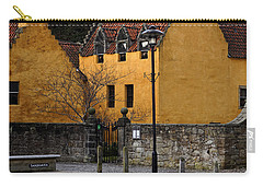 Carry-all Pouch featuring the photograph Culross by Jeremy Lavender Photography