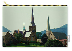 Cumberands Steeples Carry-all Pouch by Eric Liller