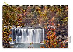 Cumberland Falls Two Carry-all Pouch