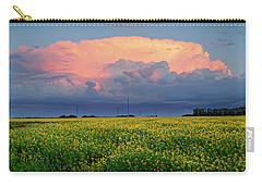 Cumulus And Canola Carry-all Pouch