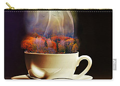 Cup Of Autumn Carry-all Pouch