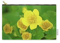Cup Of Kings Carry-all Pouch by Debbie Oppermann