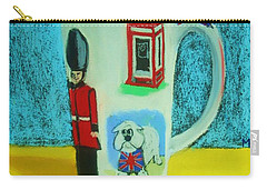 Cup Of London Java Carry-all Pouch