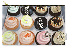 Cupcake Charlies Carry-all Pouch
