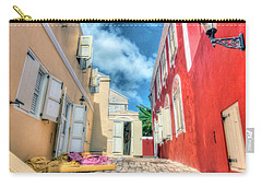 Curacao Alley Carry-all Pouch