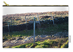 Curbar Edge Which Way To Go Carry-all Pouch