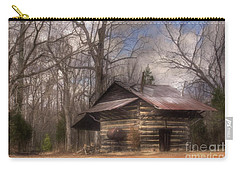 Carry-all Pouch featuring the photograph Curing Time by Benanne Stiens