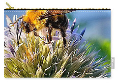 Curious Bee Carry-all Pouch