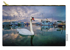 Carry-all Pouch featuring the photograph Curious by Okan YILMAZ
