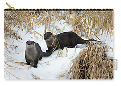 Curious Pair Carry-all Pouch