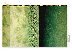 Carry-all Pouch featuring the photograph Curtain by Silvia Ganora