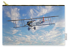 Curtiss Jn-4h Biplane Carry-all Pouch