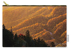 Smoky Mountain Roads Carry-all Pouch