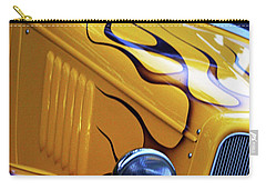 Custom 1934  Ford Artwork Carry-all Pouch by Stephen Melia