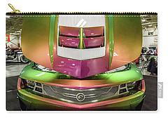 Carry-all Pouch featuring the photograph Custom Camaro by Randy Scherkenbach