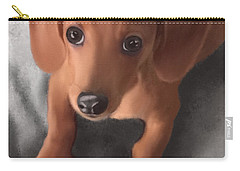 Cutest Pup Ever Carry-all Pouch