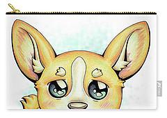 Cutie Corgi Carry-all Pouch