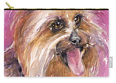 Cutie Pie Carry-all Pouch by Judith Levins