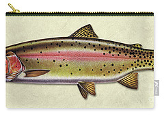 Cutthroat Trout Id Carry-all Pouch