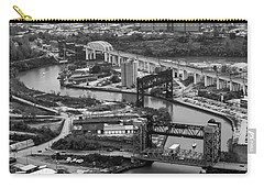 Cuyahoga River Carry-all Pouch