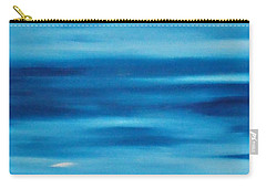 Carry-all Pouch featuring the painting Cy Lantyca 34 by Cyryn Fyrcyd