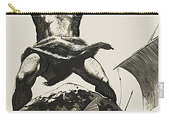 Cyclops Carry-all Pouch by Angus McBride
