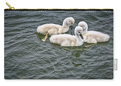 Cygnet Ring Carry-all Pouch