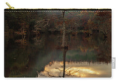 Cypress At Sunset Carry-all Pouch