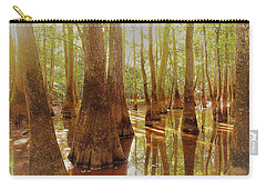 Cypress Forest Swamp Carry-all Pouch