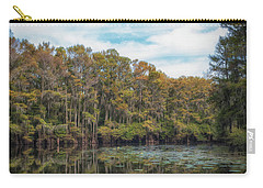 Cypress Jungle Carry-all Pouch
