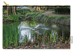 Cypress Knees 02 Carry-all Pouch by Gregory Daley  PPSA
