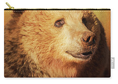 Cypress The Bear Carry-all Pouch