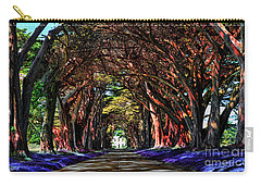 Cypress Tree Tunnel Carry-all Pouch
