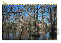 Cyprus Lake 2 Carry-all Pouch by Gregory Daley  PPSA