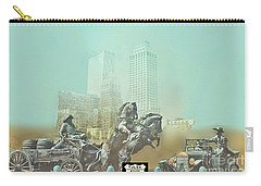 Cyrus Avery Centennial Plaza Route 66 Carry-all Pouch