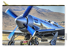 Czech Mate Engine Start Sunday Afternoon Gold Unlimited Reno Air Races Carry-all Pouch