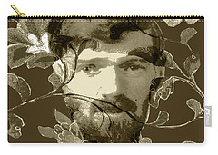D H Lawrence Carry-all Pouch