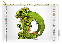 D Is For Dragon Carry-all Pouch