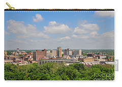 D39u118 Youngstown, Ohio Skyline Photo Carry-all Pouch
