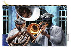 Da New Orleans Two Carry-all Pouch