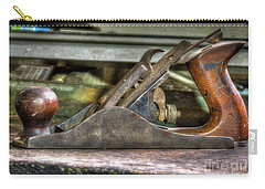 Carry-all Pouch featuring the photograph Da Plane by Douglas Stucky