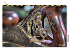 Carry-all Pouch featuring the photograph Da Plane II by Douglas Stucky