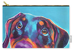 Doberman - Annie Carry-all Pouch