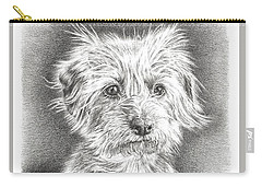 Dachshund Maltese Carry-all Pouch