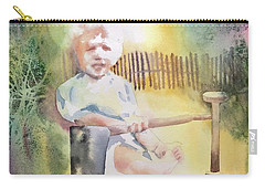 Dad Circa 1934 Carry-all Pouch