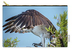 Daddy Osprey On Guard Carry-all Pouch