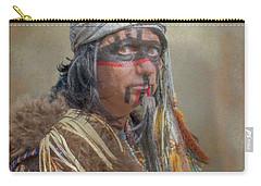 Dade Battlefield Reenactment_0068 - Seninole Carry-all Pouch