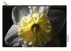 Daffodil By Sunlight Carry-all Pouch